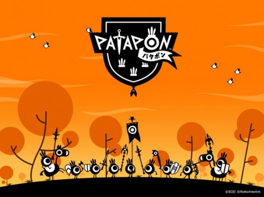 Patapon PSP game