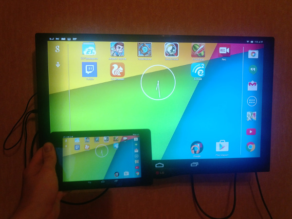 Miracast Android