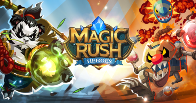 Magic: Rush Heroes TD, RTS и RPG 3 в 1