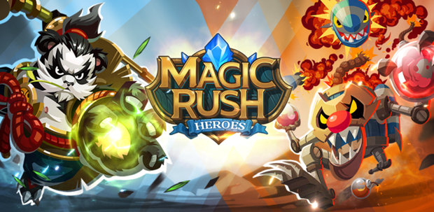 rush heroes android