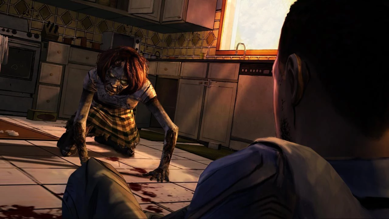 The Walking Dead: Michonne - Episode 1 (2016) PC - Скриншот 3