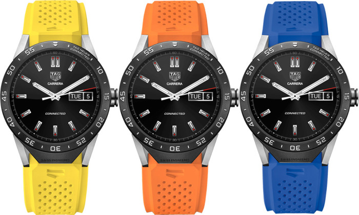 TAG Heuer Connected цвета