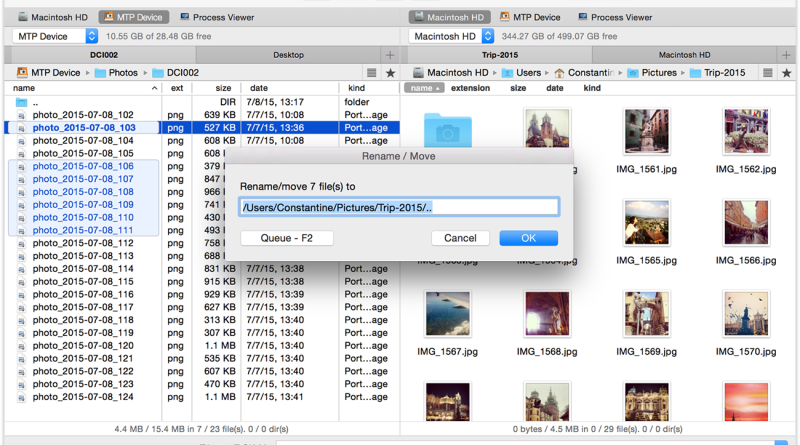 android mac file transfer