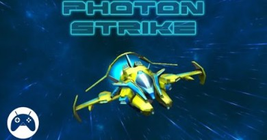 Photon Strike скролл стрелялка на Андроид