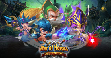 Онлайн РПГ War of Heroes: Age of Galaxy