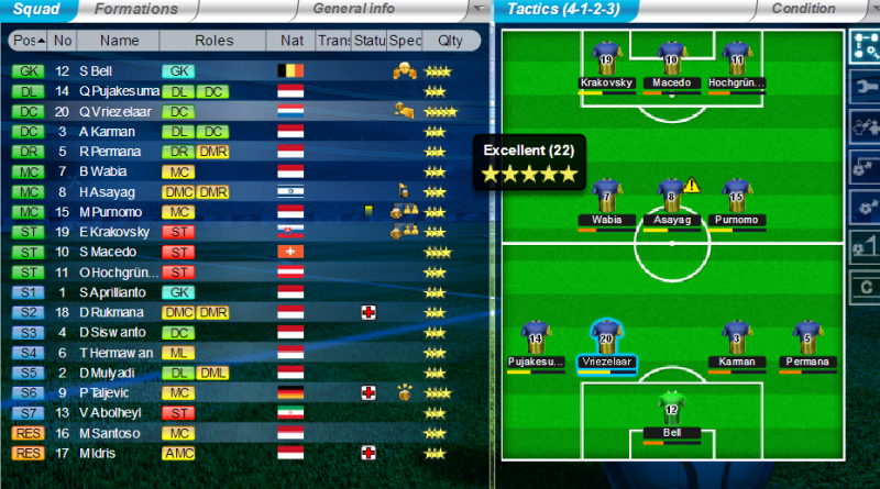 Top Eleven 2015 android
