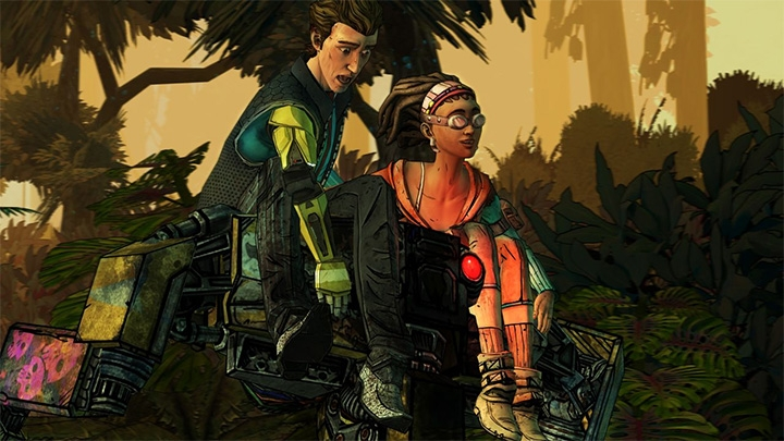 Tales from the Borderlands Episode 3 - Catch a Ride
