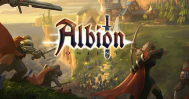 Albion online мультиплатформенная MMORPG
