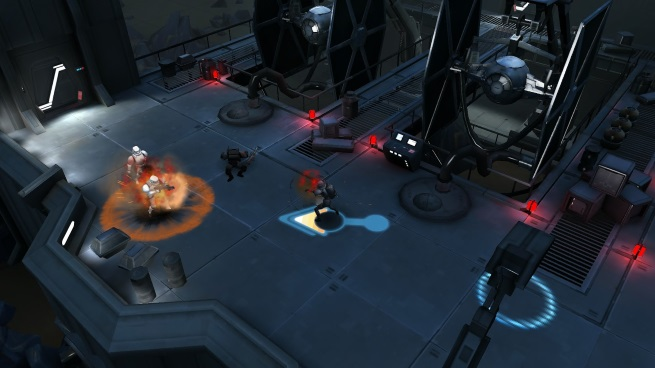 star wars uprising android
